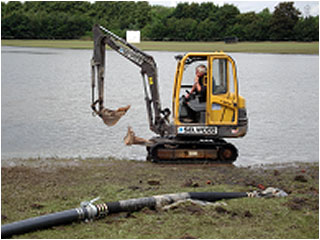 Water pumping - no job too large or small